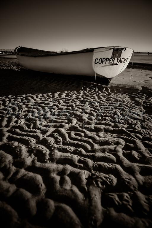 Copper Yacht, Cape Cod