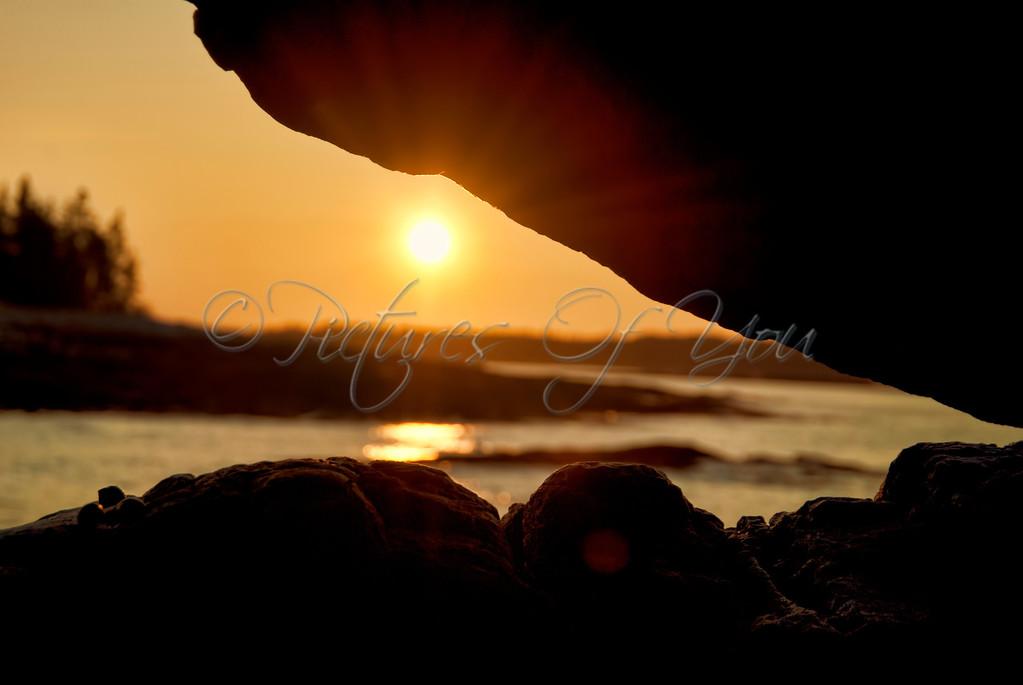 Seawall Sunrise, Acadia National Park