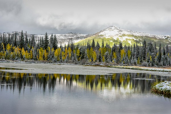 Calhoun_Chris_Autumn_Snow_Silver_Lake_Brighton