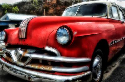 """""""Classy"""" - 1951 Pontiac - Catalog #0040"""