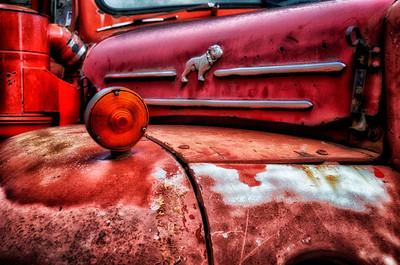 """Mack"" - 1940 Mack Truck - Catalog #0026"
