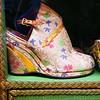 Vintage Pink Shoe