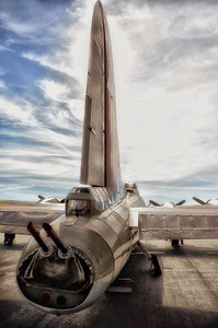 "Catalog #5002 - ""Ready for Take Off"" - Boeing B17G Flying Fortress"