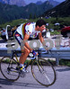 ABRAHAM OLANO IN THE 1996 GIRO D'ITALIA