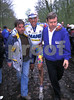 JOHAN MUSEEUW CRASHES IN THE 2001 PARIS-ROUBAIX
