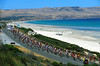 THE TOUR DOWN UNDER PASSES ALDINGA BEACH IN 2001