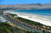 THE TOUR DOWN UNDER PASSES ALDINGA BEACH IN 2001