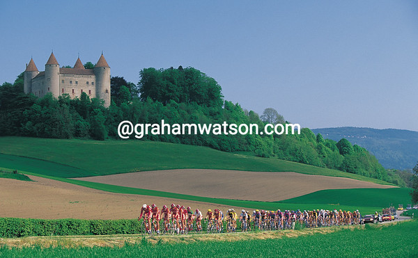 THE TOUR DE ROMANDIE IN 1998