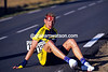 Christophe Moreau hits the deck in the 1998 Etoile de Besseges