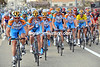 TEAM GARMIN CHASES ON STAGE TWO OF THE TOUR OF MURCIA