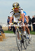 HAYDEN ROULSTON IN PARIS-ROUBAIX