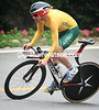 cadel evans AT THE 2008 OLYMPIC GAMES