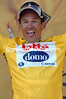 ROBBIE MCEWEN TAKES THE YELLOW JERSEY AFTER STAGE THREE OF THE 2004 TOUR DE FRANCE