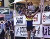 ALLAN PEIPER WINS A STAGE OF THE 1990 GIRO D'ITALIA