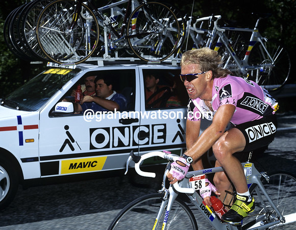 NEIL STEPHENS IN THE 1996 TOUR DE FRANCE