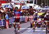 Phil Anderson wins a stage of the 1991 Tour de France
