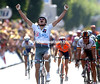 BADEN COOKE WINS A STAGE OF THE 2003 TOUR DE FRANCE