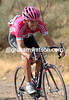 SCOTT DAVIS IN ACTION DURING STAGE SIXTEEN OF THE TOUR OF SPAIN