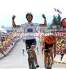 ANDY SCHLECK WINS STAGE EIGHT OF THE TOUR DE FRANCE