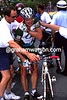 STUART O'GRADY CRASHES IN THE 2000 TOUR DE FRANCE