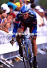 Lance Armstrong in the Prologue of the 1999 Tour de France