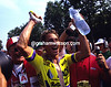 GREG LEMOND WINS THE 1989 TOUR DE FRANCE