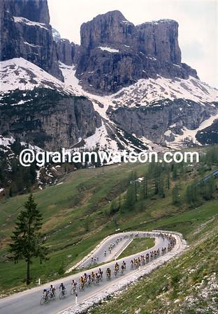 THE 1987 GIRO D'ITALIA