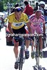 Lance Armstrong and Marco Pantani duel at Courchevel in the 2000 Tour de France