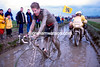 ROLF SORENSEN IN THE 2001 PARIS-ROUBAIX