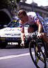 Chris Boardman winning the 1994 World Time Trial championships