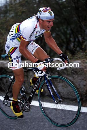 ROMAN VAINSTEINS IN THE 2000 GIRO DI LOMBARDIA