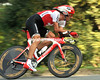 FABIAN CANCELLARA IN THE 2009 WORLD TIME TRIAL CHAMPIONSHIPS