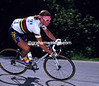 Laurent Brochard in the 1997 Giro di Lombardia