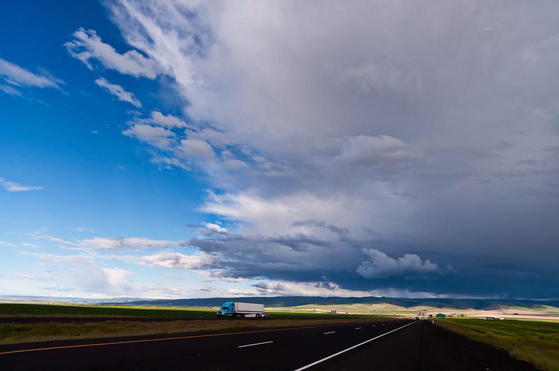 Stormrider - Eastern Oregon, 2010