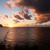 Kauai Sunset - Kauai, Hawaii, 2010
