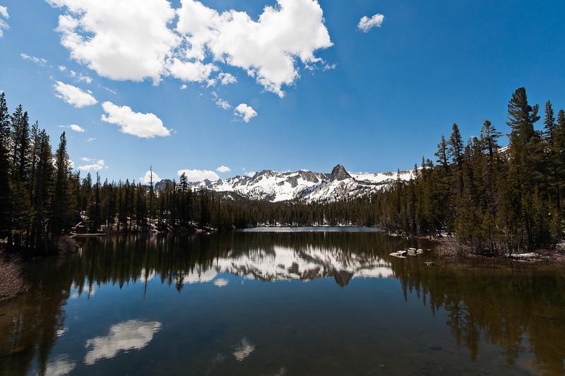 Mammoth Lake - Lake Mary, Mammoth Lakes, California, 2010