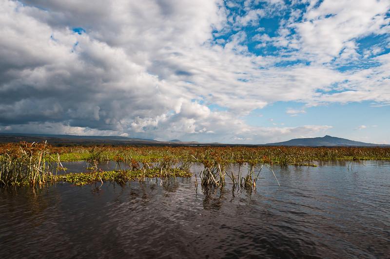 Lake Naivasha Sky - Southwest Kenya, 2010