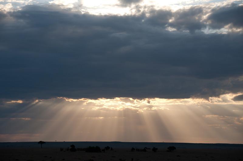 Serengeti Cloudbreak - Western Kenya, 2010