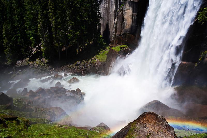 Vernal Falls - Yosemite National Park, CA, 2010