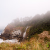 Fog and Disappointment - Cape Disappointment, WA, 2011