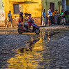 Late Afternoon on the Streets of Trinidad