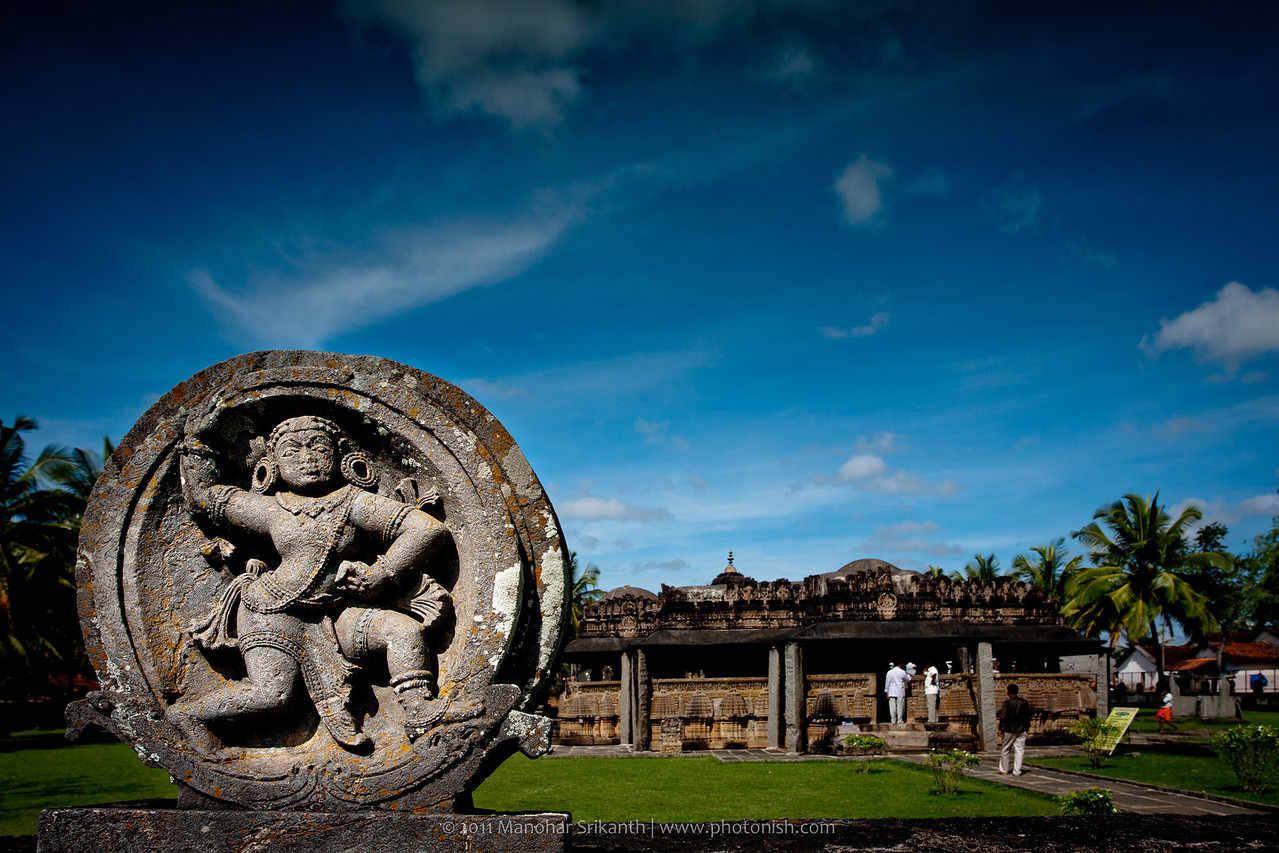 Amruteshwar Temple.