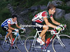 Climbing Duel - Andy Hampsten tries to drop Stephen Roche in the Pyrenees in 1987