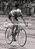 The Greatest - Eddy Merckx races on the Champs Elysees in his last Tour de France in 1977.<br /> <br /> TREASURED IMAGE
