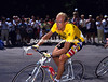 The Eyes Have It - Laurent Fignon is all concentration as he climbs the Col de Saisies in 1989.<br /> <br /> TREASURED IMAGE