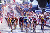The Fastest Man - Tom Steels outstrips the peloton to win at Laval in the 1999 Tour