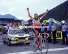 Norwegian Great - Dag-Otto Lauritzen wins a stage to Luz-Ardiden in 1987