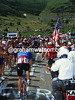 American Pride - Andy Hampsten climbs to victory at Alpe d'Huez in the 1992 Tour de France