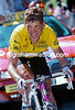 Eyes of a Tiger - Jan Ullrich races flat-out to defend his race-lead at Alpe d'Huez in 1997<br /> <br /> TREASURED IMAGE