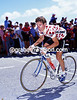 The Polka-Dot Prince - Robert Millar climbs the Col du Galibier in the 1986 Tour de France